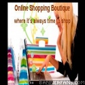 The Online Shopping Boutique