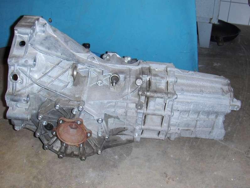 Audi 01X transmission | GT40s